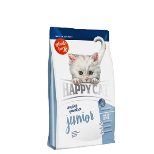 Happy Cat - Sensitive Grainfree Junior
