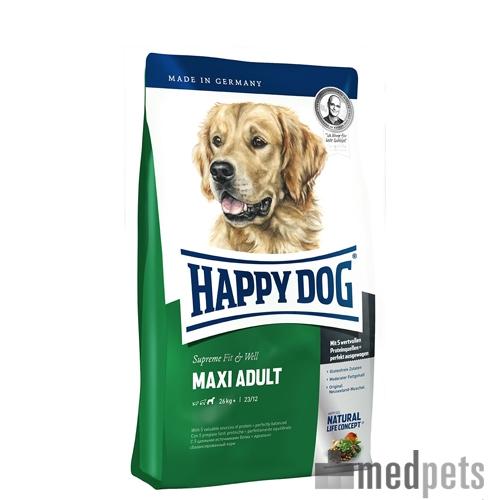 happy dog supreme fit well maxi adult bestellen. Black Bedroom Furniture Sets. Home Design Ideas