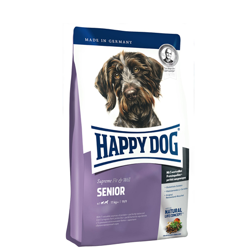 Happy Dog Supreme - Fit & Well Senior