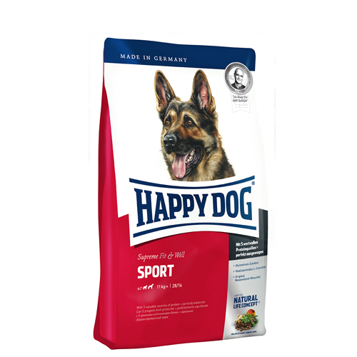 Happy Dog Supreme - Fit & Well Sport