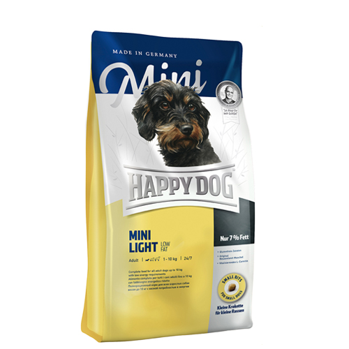 Happy Dog Supreme - Mini Light Low Fat