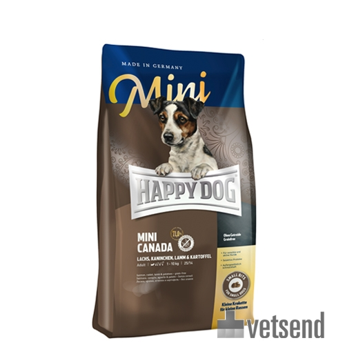 happy dog supreme mini canada small dog food. Black Bedroom Furniture Sets. Home Design Ideas