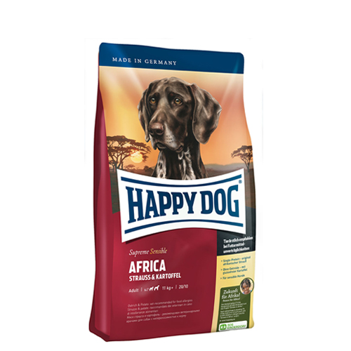 Happy Dog Supreme - Sensible Africa