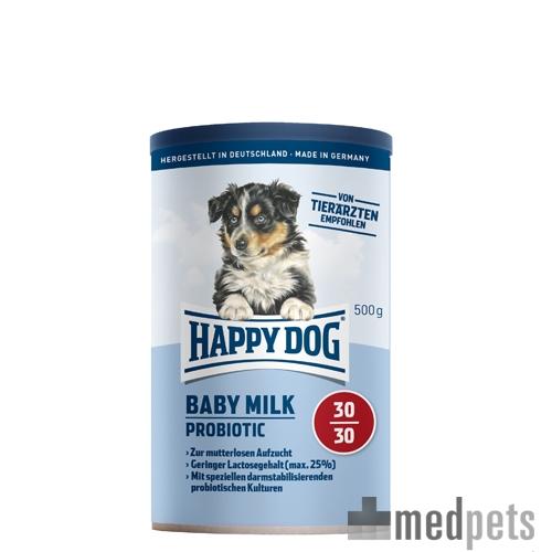 happy dog supreme baby milk probiotic bestellen. Black Bedroom Furniture Sets. Home Design Ideas