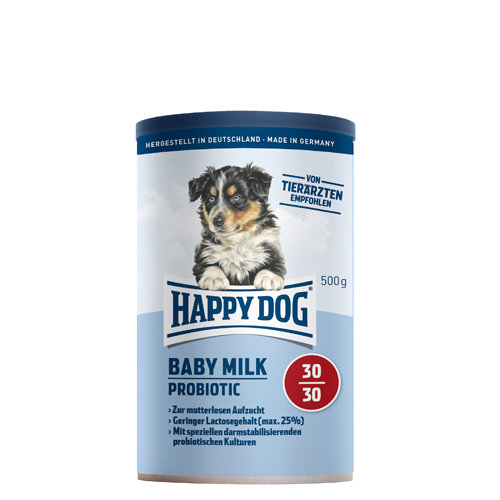 Happy Dog Supreme - Young Baby Milk Probiotic