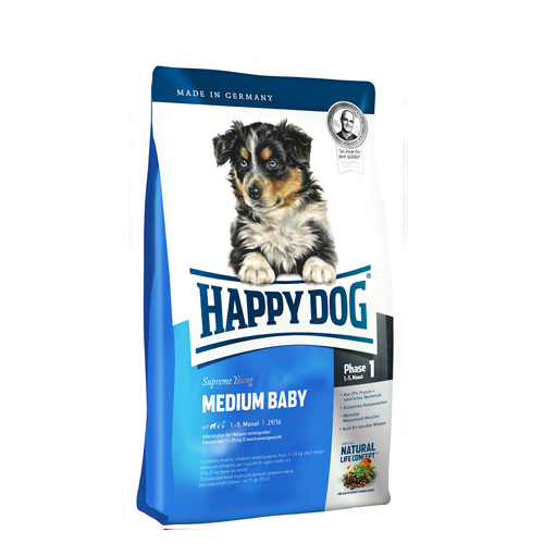 Happy Dog Supreme - Young Medium Baby