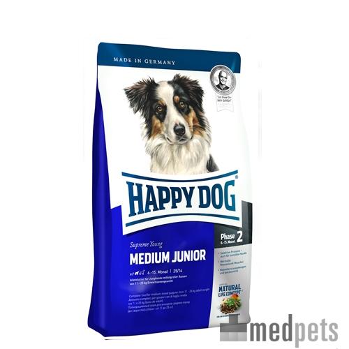happy dog supreme young medium junior bestellen. Black Bedroom Furniture Sets. Home Design Ideas