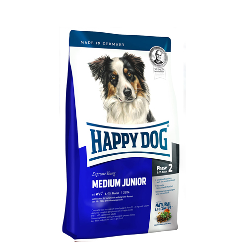 Happy Dog Supreme - Young Medium Junior