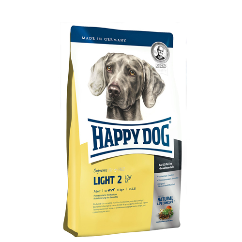 Happy Dog Supreme - Fit & Well Light 2 - Low Fat