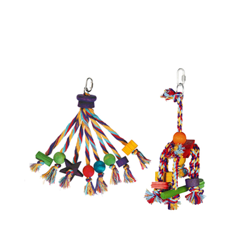 Happy Pet Parrot Toy