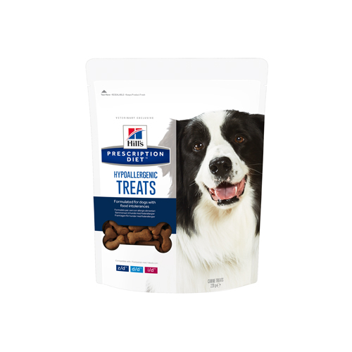 Hill's - Hypoallergenic Treats - Prescription Diet - Canine