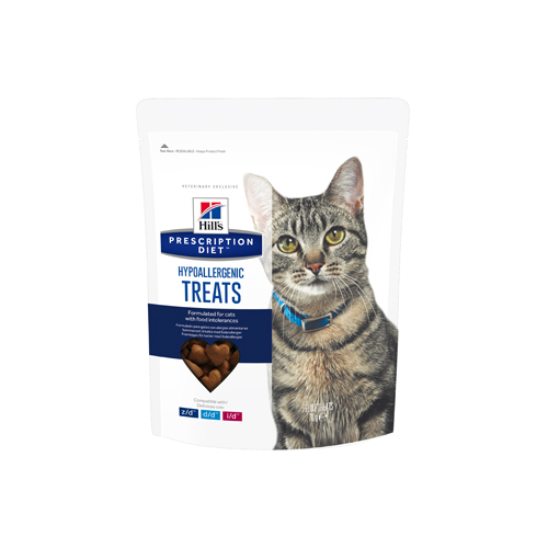 Hill's - Hypoallergenic Treats - Prescription Diet - Feline