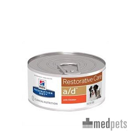 Product afbeelding van Hill's a/d Restorative Care - Prescription Diet - Canine/Feline