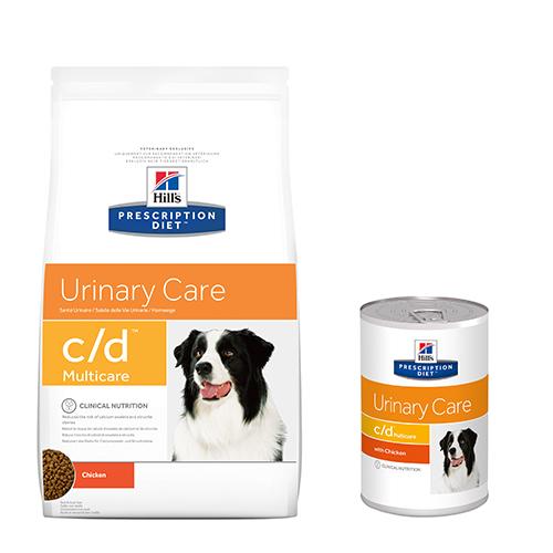 Hill's c/d Urinary Care - Prescription Diet - Canine