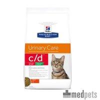Hill's c/d Urinary Stress Reduced Calorie- Prescription Diet - Feline