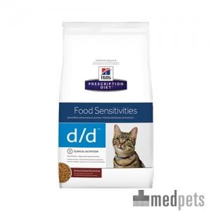 Hills Prescription Diet Dd Cat Food