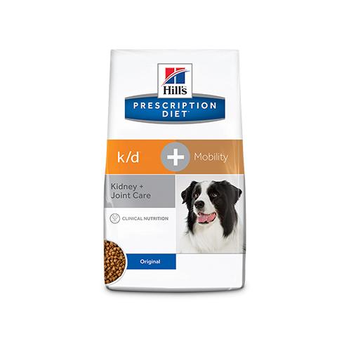 Hill's k/d + Mobility - Prescription Diet - Canine