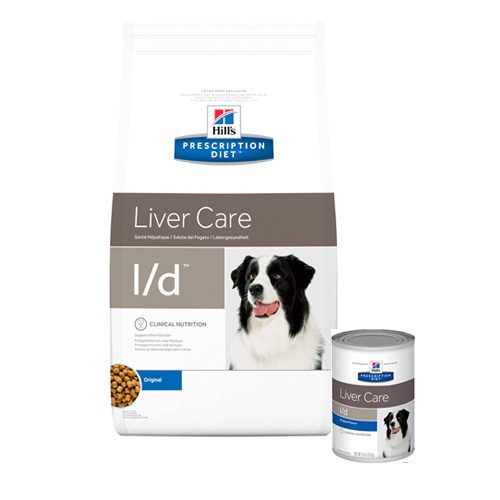 Hill's l/d Liver Care - Prescription Diet - Canine