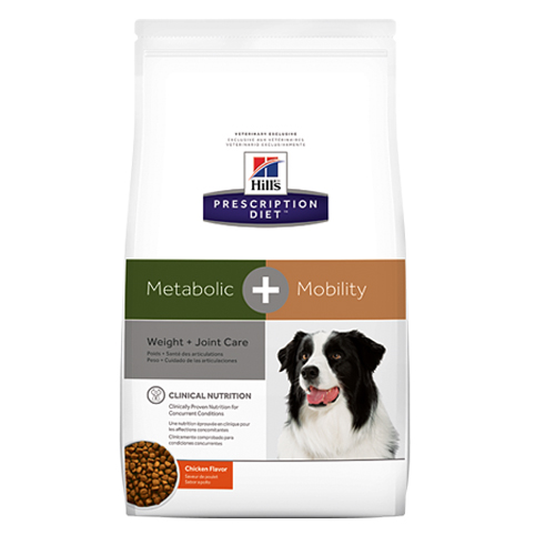 Hill's Metabolic + Mobility - Prescription Diet - Canine