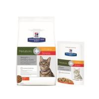 Hill's - Metabolic + Urinary Stress - Prescription Diet - Feline