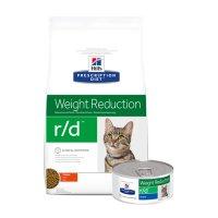 Hill's r/d Weight Reduction - Prescription Diet - Feline