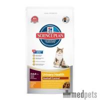 Hill's Science Plan - Feline Adult - Urinary Health - Hairball Control