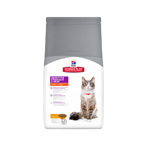 Hill's Science Plan - Feline Adult Sensitive Stomach & Skin