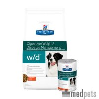 Hill's w/d Low Fat/Diabetes/Colitis - Prescription Diet - Canine