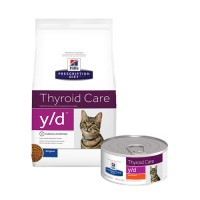 Hill's y/d Thyroid Care - Prescription Diet - Feline