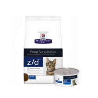 Hill's z/d Food Sensitivities - Prescription Diet - Feline