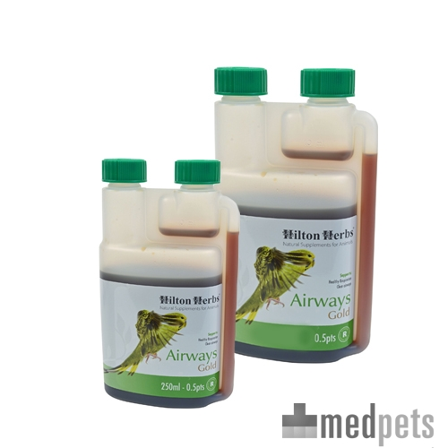 Product afbeelding van Hilton Herbs Airways Gold for Birds