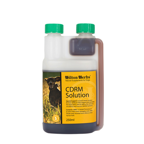 Hilton Herbs CDRM Solution for Dogs