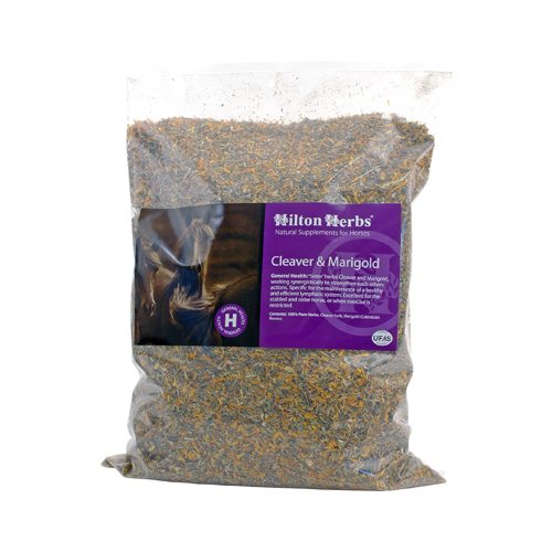 Hilton Herbs Cleavers & Marigold for Horses