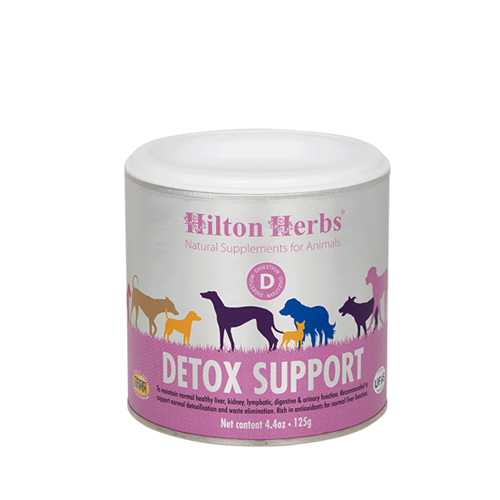 Hilton Herbs Detox Support for Dogs