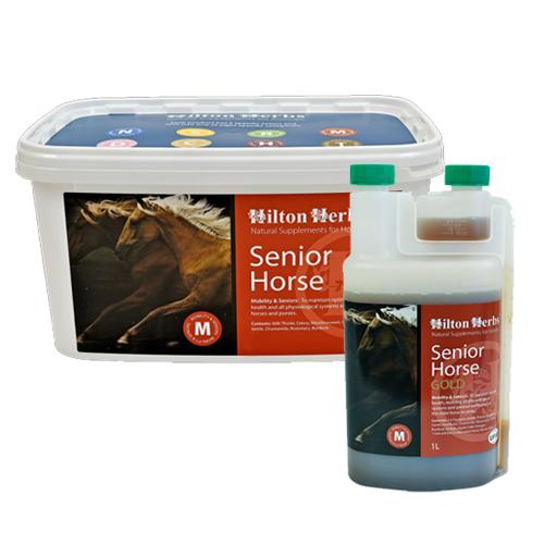 Hilton Herbs Senior for Horses