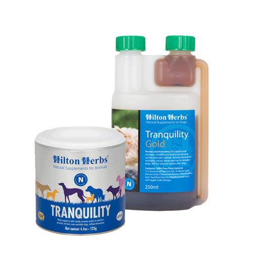 Hilton Herbs Tranquility for Dogs