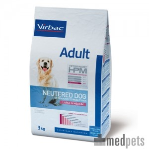 Product afbeelding van HPM Veterinary - Adult Large & Medium - Neutered Dog