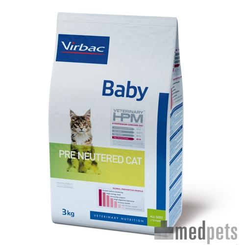 Product afbeelding van Veterinary HPM  - Baby Pre Neutered Cat