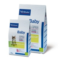 Virbac Veterinary HPM - Baby Pre Neutered Cat - Chat