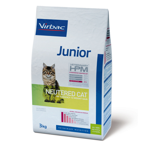 Veterinary HPM - Junior Neutered Cat