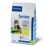 Virbac Veterinary HPM - Senior Neutered Cat - Chat
