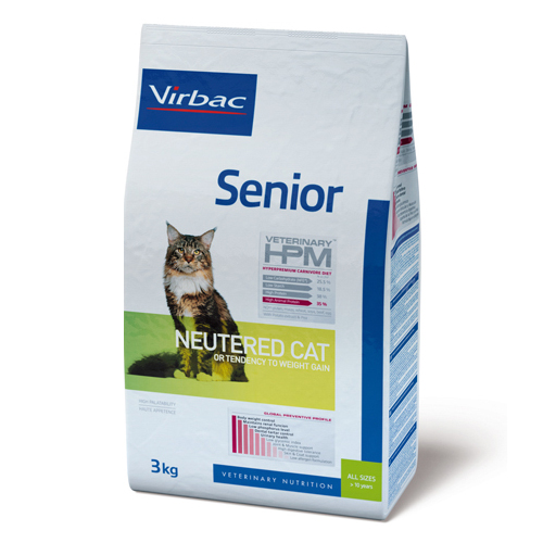 Veterinary HPM - Senior Neutered Cat