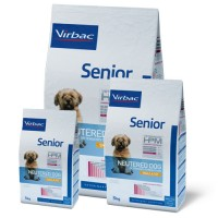 Virbac Veterinary HPM - Senior Small & Toy - Neutered Dog - Chien
