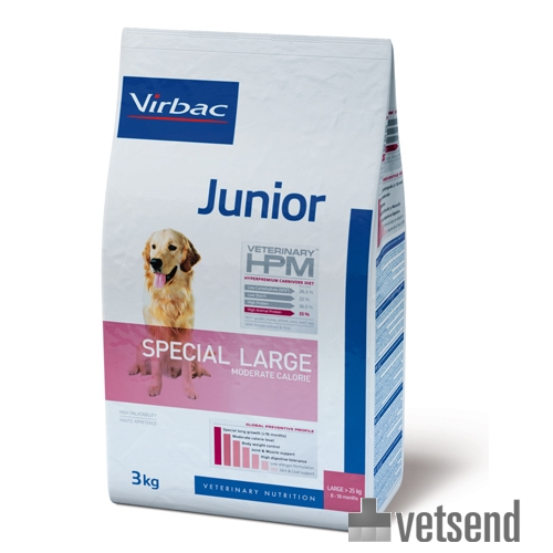 What Age Range Is Junior Dog Food