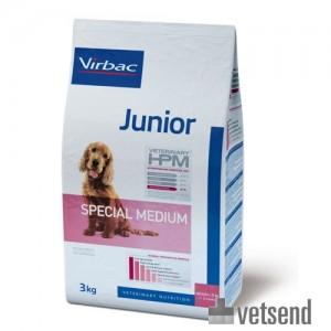 Veterinary Hpm Special Medium Junior Dog Order