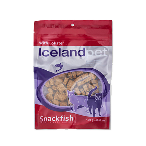 Iceland Pet Cat Treat Lobster