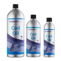 Iceland Pet Cod Oil