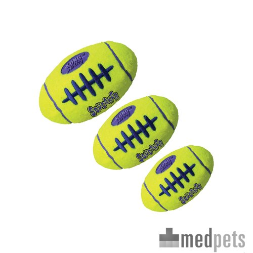 Product afbeelding van KONG AirDog Squeaker Football
