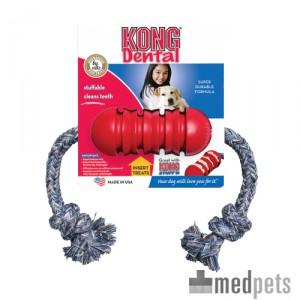 Product afbeelding van KONG Dental met Touw