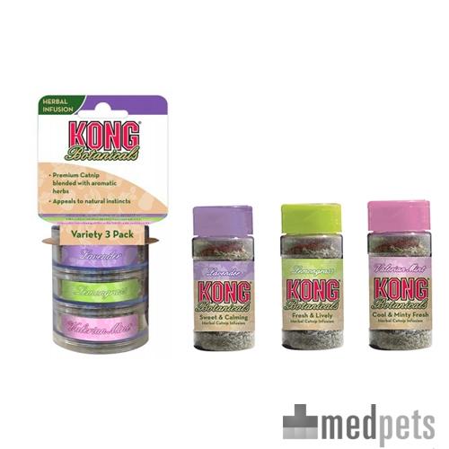 Product afbeelding van KONG Kat - Catnip Botanicals